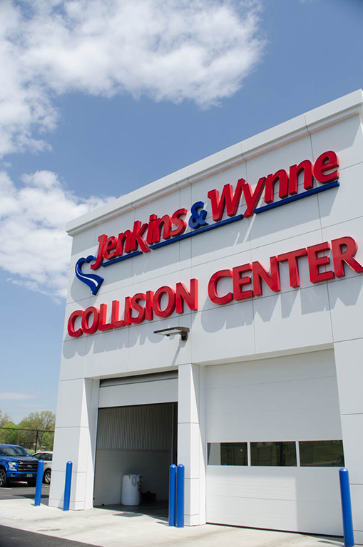 Jenkins & Wynne  Collison and Repair