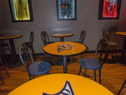 Bridgestone Arena Bar